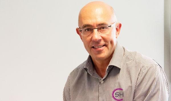 Samy Hassaine, chef d'entreprise de SH Consulting