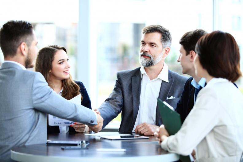 Formation d'équipe commerciale